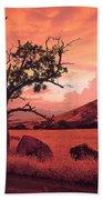 Ashland Sunset Beach Towel