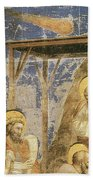 Astronomy In Painting Beach Towel