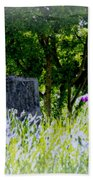 At Rest Beach Towel by Marilyn Wilson