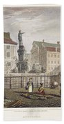 Augsburg, 1823 Beach Towel