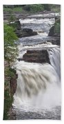 Ausable Chasm 5172 Beach Towel