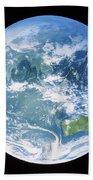 Australasia Beach Towel