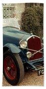 Auto: Alfa-romeo, 1933 Beach Towel