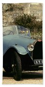 Auto: Bugatti Type, 1925 Beach Towel
