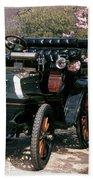 Auto: Daimler, 1899 Beach Towel