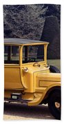 Auto: Daimler, 1913 Beach Towel