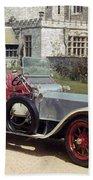 Auto: Rolls-royce, 1909 Beach Towel