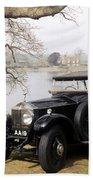 Auto: Rolls-royce, 1925 Beach Towel