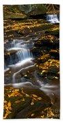 Autumn Falls - 72 Beach Towel