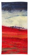 Autumn Hills 01 Beach Towel