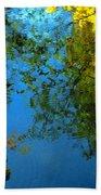 Autumn Reflections New Hampshire II Beach Towel