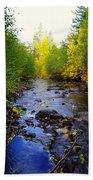 Autumn Splendor Beach Towel