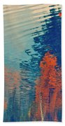 Autumn Vision Beach Towel
