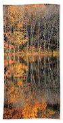 Autumns Art Beach Towel