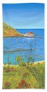 Avalon Catalina Island Beach Towel