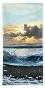 Awash In The Sea Beach Towel
