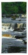 Aysgarth Falls Wensleydale Beach Towel