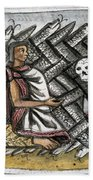 Aztec: Life And Death Beach Towel