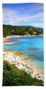 Azure  Beach Towel