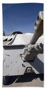 Baghdad, Iraq - An Iraqi Howitzer Sits Beach Towel by Terry Moore