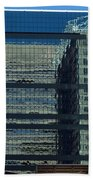 Baltimore Reflections Beach Towel