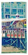 Bar Harbor Maine Beach Towel