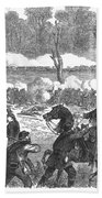 Battle Of Chickamauga 1863 Beach Towel