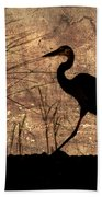 Bayou Walk Beach Towel