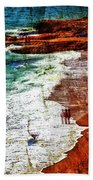 Beach Fantasy Beach Towel by Madeline Ellis