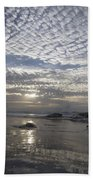 Beach Of Glass Beach Towel