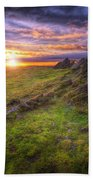 Beacon Hill Sunrise 11.0 Beach Towel
