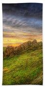 Beacon Hill Sunrise 9.0 Beach Towel