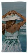 Beautiful Day Beach Towel