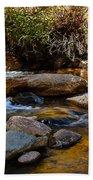 Beautiful Stream Beach Towel