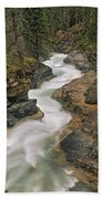 Beauty Creek, Banff National Park Beach Towel