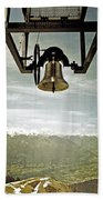 Bell In Heaven Beach Towel