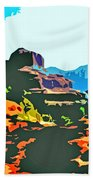 Bell Rock Sedona Arizona Beach Towel