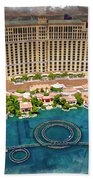 Bellagio - Impressions Beach Towel