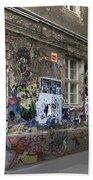 Berlin Graffiti - 1 Beach Towel