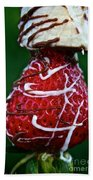 Berry Banana Kabob Beach Towel by Susan Herber
