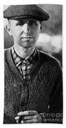 Bertolt Brecht (1898-1956) Beach Towel