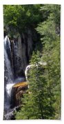 Big Horn National Forest Beach Towel