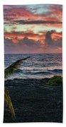 Big Island Sunrise Beach Towel
