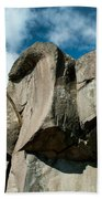 Big Rock Ear Beach Towel