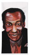 Bill Cosby Beach Towel
