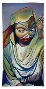 Binky's Mistress Beach Towel by Patrick Anthony Pierson