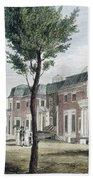 Birch: Philadelphia, 1800 Beach Towel