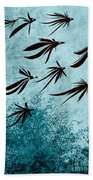 Birdeeze -v03 Beach Towel by Variance Collections