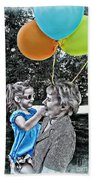 Birthdays Beach Towel by Joan  Minchak
