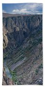 Black Canyon Afternoon Beach Towel